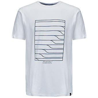 Animal Lines Short Sleeve T-Shirt