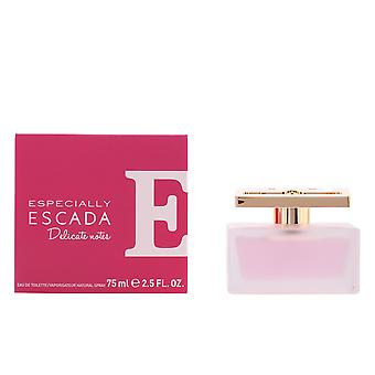 Escada Especially Delicate Notes Eau De Toilette Vapo 75ml Womens New Perfume