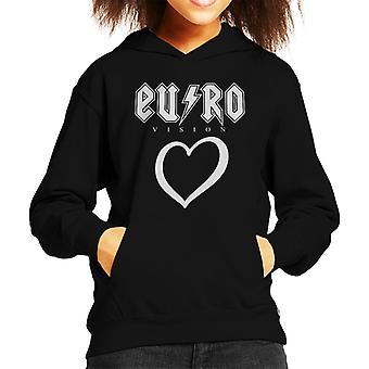 Eurovision ACDC Kid är Hooded Sweatshirt