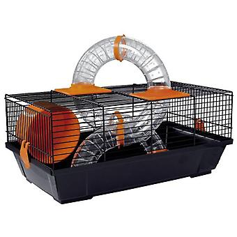 Voltrega Jaula Mod. 937 Hamster Negra (3) (Small pets , Cages and Parks)