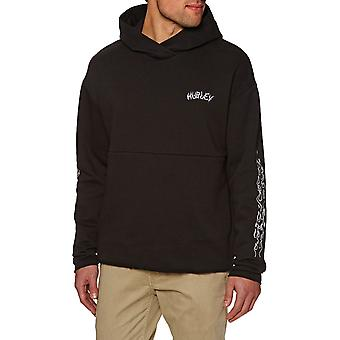 Hurley Surf Check feuern Pullover Hoody