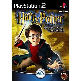 Harry Potter og Hemmelighedernes (PS2) kammer