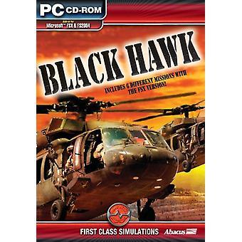Black Hawk Add-On til FS 2004FSX (PC CD)