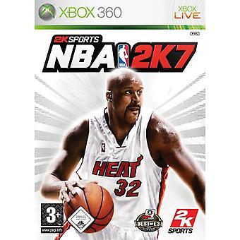 NBA 2K 7 (Xbox 360)