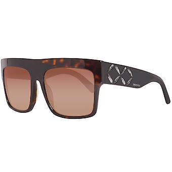 Swarovski sunglasses ladies Brown