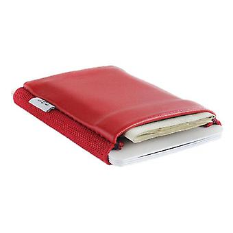 TGT Tight Wallets 2.0 Card Holder Wallet - Cherry Red