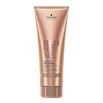 Schwarzkopf Blonde Me Keratin Restore Bonding Shampoo 250ml
