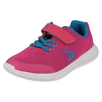 Childrens Clarks Air Spring FX Trainers SprintZone INF