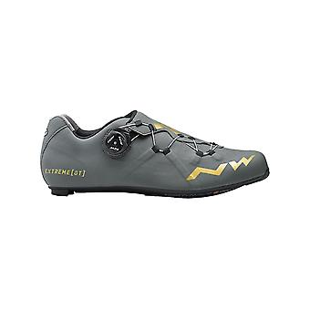 Northwave Anthracite-Gold 2019 Extreme GT Cycling Shoe