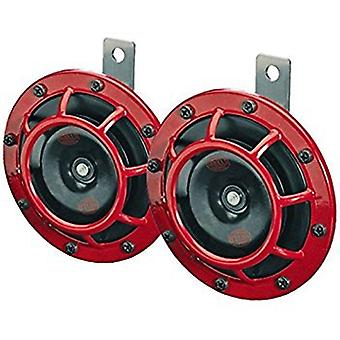 Hella H31631021 HORN B133 S-TONE 12V 500HZ HTONE RED