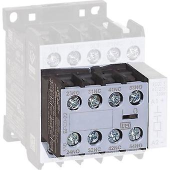 Auxiliary switch module 1 pc(s) BFC0-40 WEG