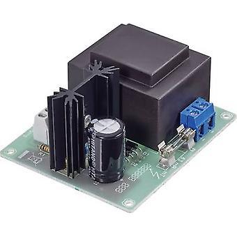 PSU kort komponent Conrad komponenter ATT. FX. INPUT_VOLTAGE: 230 V AC (max.) ATT. FX. OUTPUT_VOLTAGE: 24 Vdc (max.)