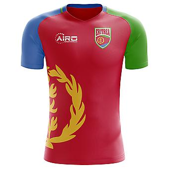 2018-2019 Eritrea Wohnkonzept Fußballtrikot (Kids)