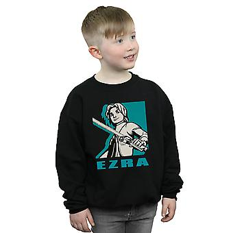 Star Wars Boys Rebels Ezra Sweatshirt