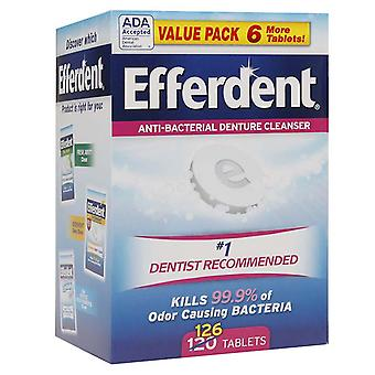 Efferdent tableta original, ea 126