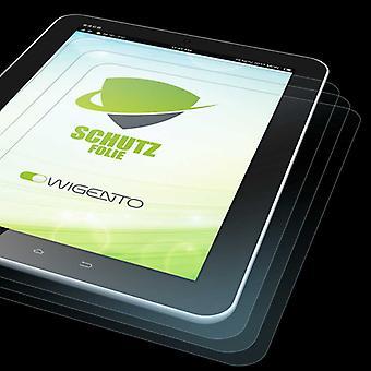 3 x screen protector for Huawei MediaPad M5 Lite 10.1-inch LCD protection film + polishing cloth