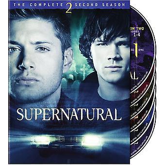 Supernatural - Supernatural: Staffel 2 [DVD] USA importieren