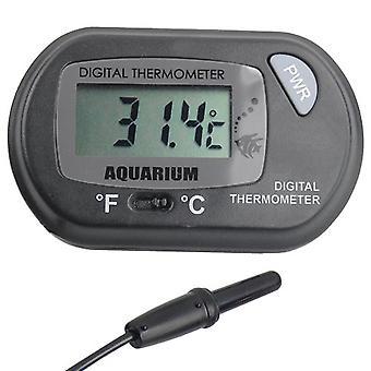 DIGIFLEX Digital LCD Fish Aquarium Marine Vivarium Thermometer