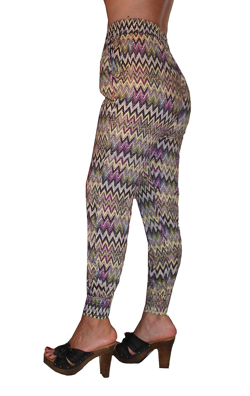 Waooh - Pantalon motif géométrique Geobra