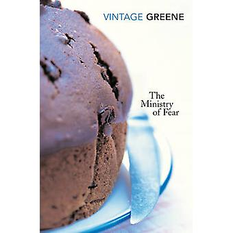 The Ministry of Fear - An Entertainment by Graham Greene - 97800992861