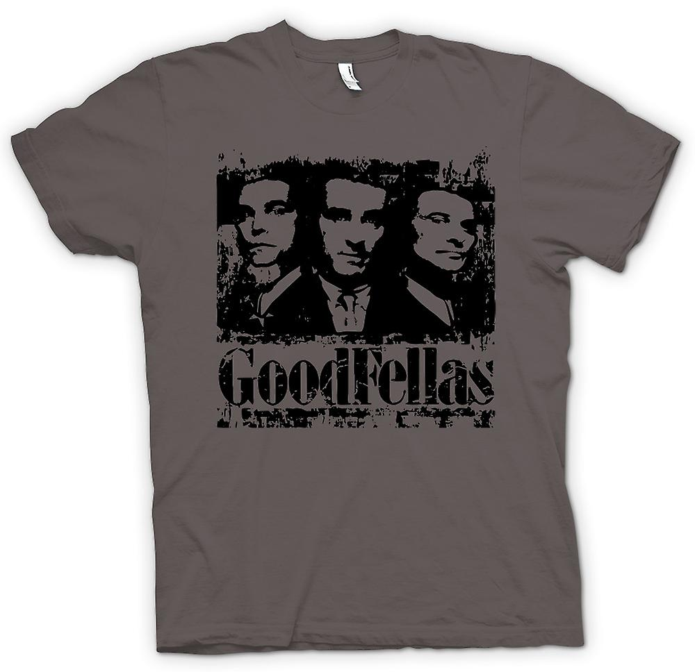 Womens T-shirt - Goodfellas - verdrietig maffia