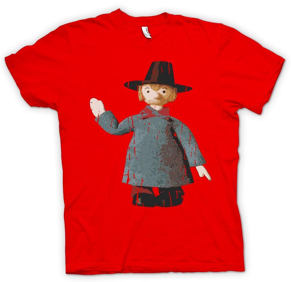 Mens t-shirt - ventoso Miller - Camberwick Green