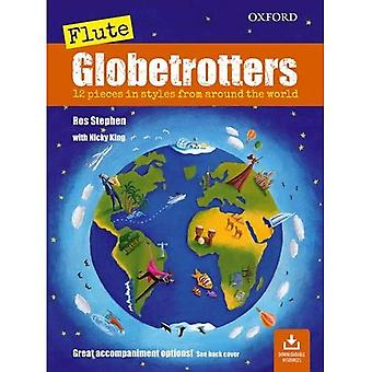 Globetrotters flet + CD (Globetrotters na wiatr)