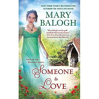 Someone to Love (Wescott Novel)