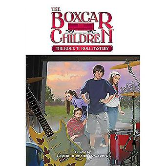 The Rock 'n' Roll Mystery (Boxcar Children)
