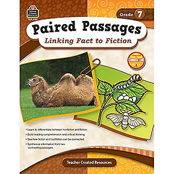 Paired Passages, Grade 7: Linking Fact to Fiction