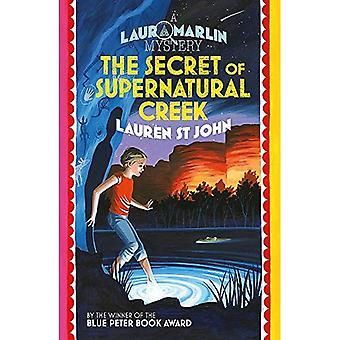 Hemligheten med övernaturliga Creek: boka 5