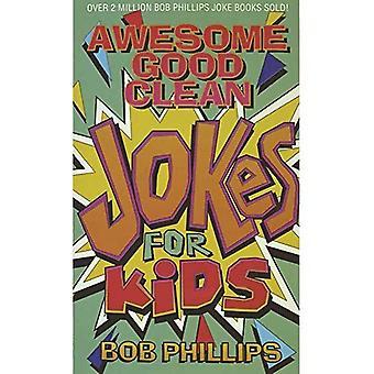 Impresionantes buena limpiamos chistes para niños