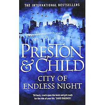 City of Endless Night (Agent�Pendergast)