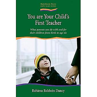 You Are Your Child's First Teacher: What Parents Can Do with and for Their Children from Birth to Age Six (Early Years)