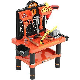 Établis pour enfants atelier avec outils et accessoires inclus 0101036