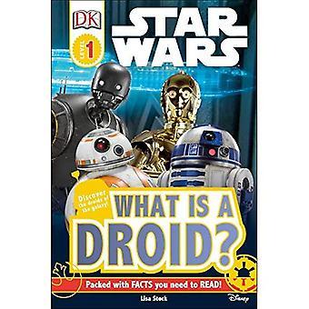 DK Readers L1: Star Wars: What Is a Droid? (DK Readers)