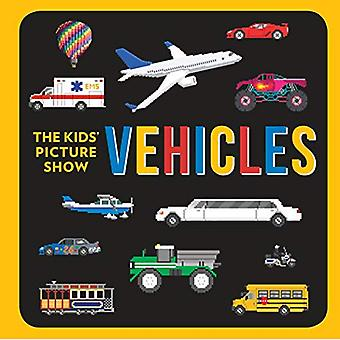 Vehicles (Kids' Picture Show) [Board book]