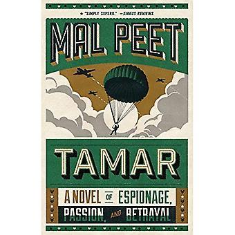 Tamar: Una novela de espionaje, pasión y traición