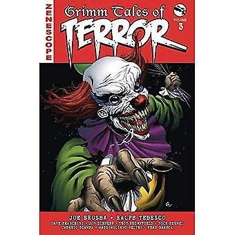Grimm Tales of Terror Volume 3