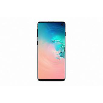 Samsung Galaxy S10 (UK Version) Smart Phone - Prism White (128GB)
