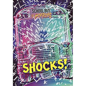 Shocks!: A 4D Book (School� Bus of Horrors)