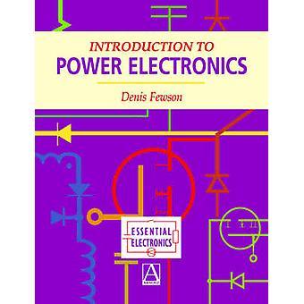 Introdução à eletrônica de potência por Fewson & Dennis