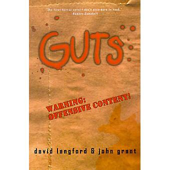 Guts A Comedy of Manners by Langford & David