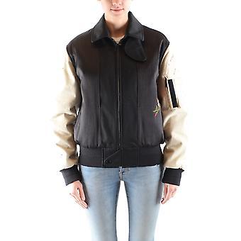 Saint Laurent Multicolor Cotton Outerwear Jacket