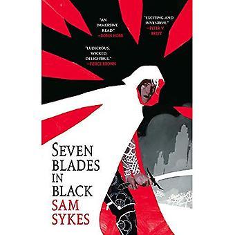 Sept lames en noir (tombe d'Empires)