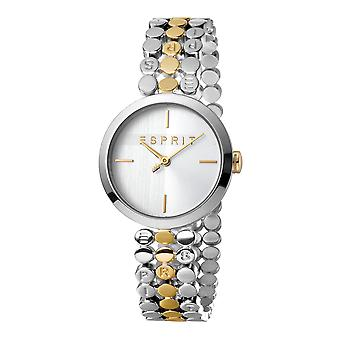 Esprit ES1L018M0065 Bliss Two Tone Gold Silver Women's Watch