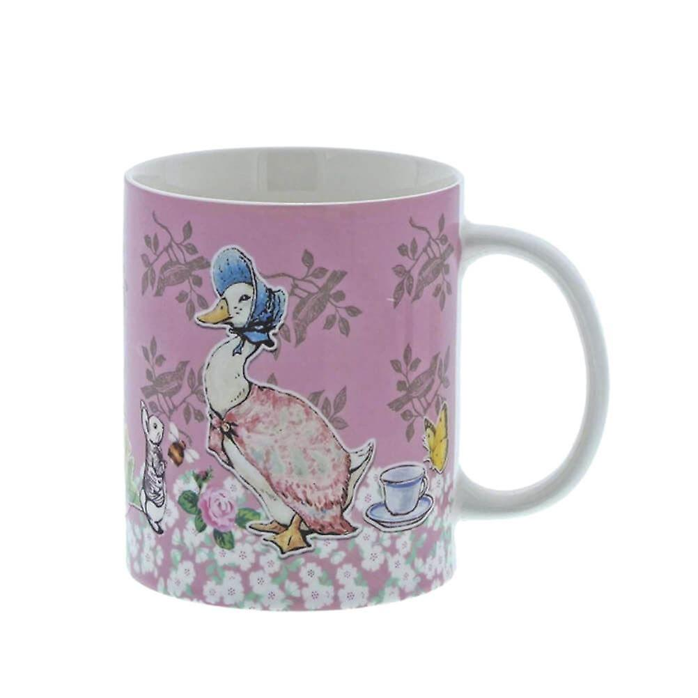 Beatrix Puddle Potter duck Coffee Jemima Mug 1TcuFK35lJ