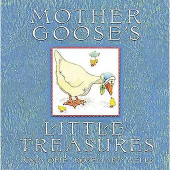 Mother Goose's Little Treasures by Iona Opie - Rosemary Wells - 97807