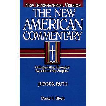 Nac Vol 06 Judges & Ruth - Vol 6 by D. Block - 9780805401066 Book