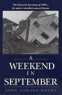 Weekend in September by Weems- J - 9780890963906 Book